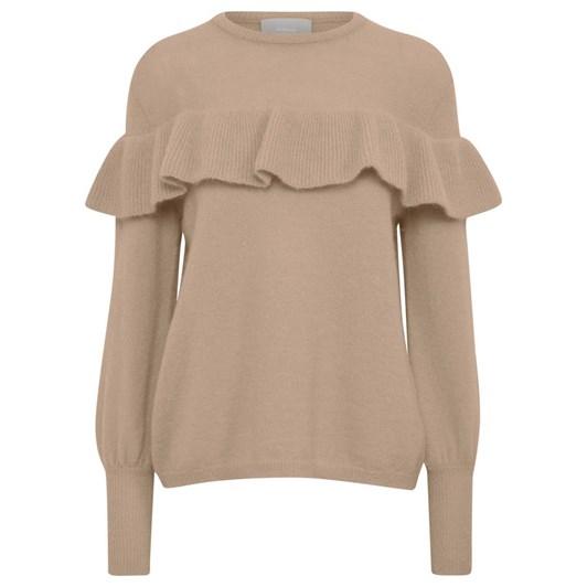 Inwear Finula Ruffle Pullover