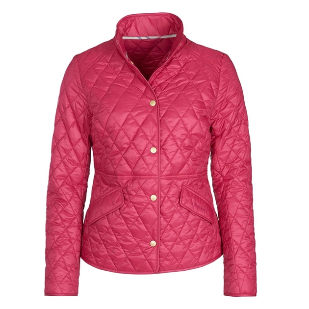 Barbour Annis Jacket - pi51 berry pink