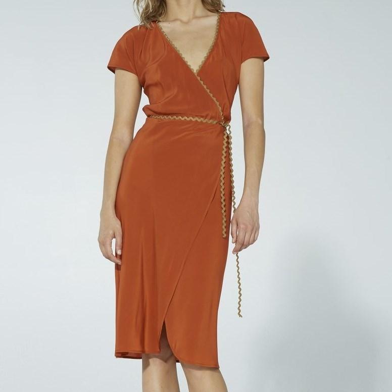 Ingrid Starnes Lyra Dress -