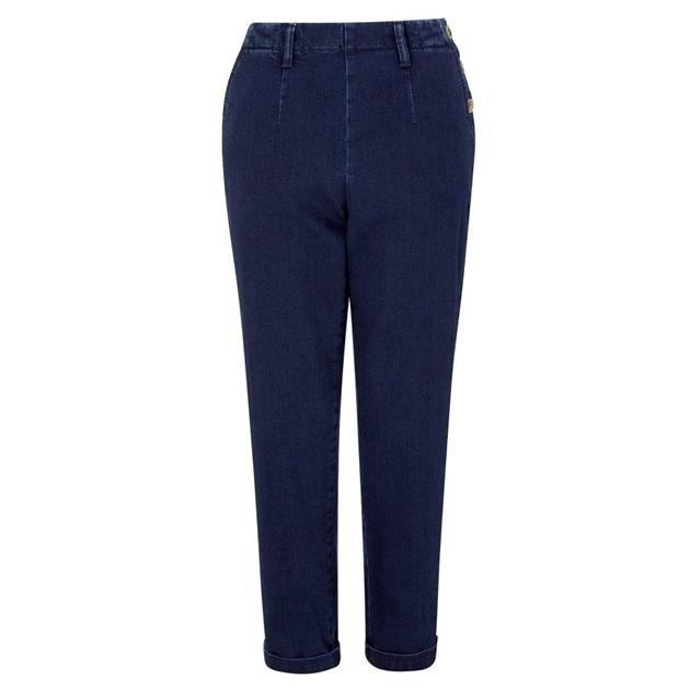 Seasalt Waterdance Trouser Dark Indigo Wash - blue000906
