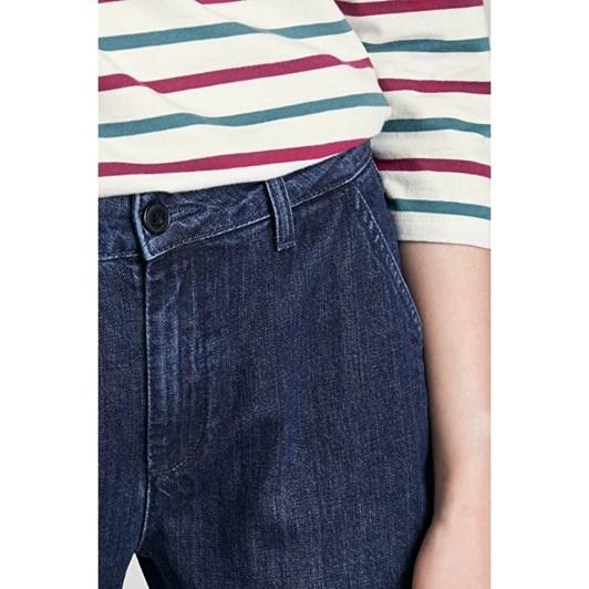 Seasalt Viburnum Trousers Mid Indigo Wash