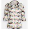 Seasalt Larissa Shirt Natural Dye Test Ecru -
