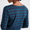 Seasalt Sailor Shirt Cornish Dark Teal Midnight - blue004745