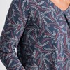 Seasalt Kennegy Cove Top Berry Branch Marine - navy004561