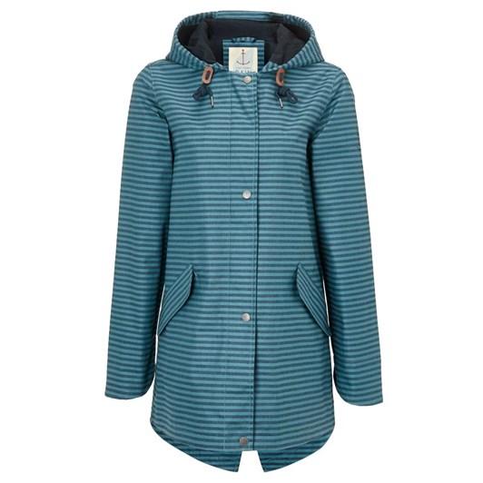 Seasalt Bowsprit Jacket Weatherboard Fathom Eden