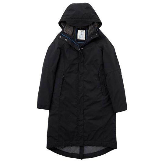 Seasalt Janelle 2 Coat Black