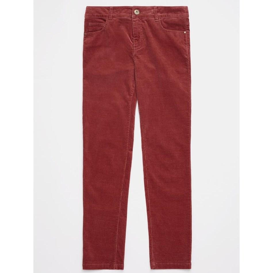 Seasalt Lamledra Trousers Conker - red003959