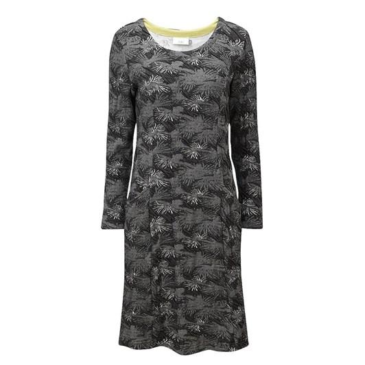 Adini Debra Dress Fossil Weave