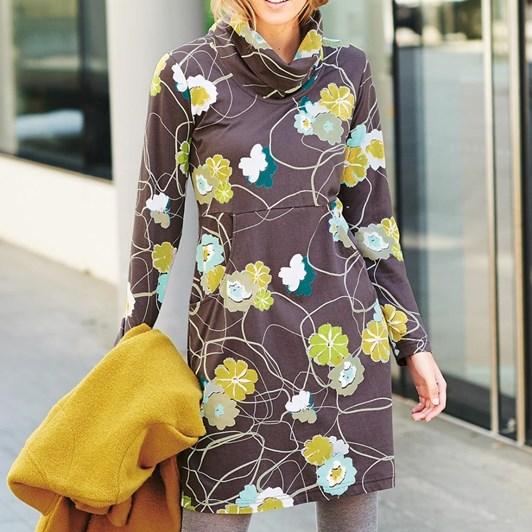 Adini Heidi Tunic Belleflower Print