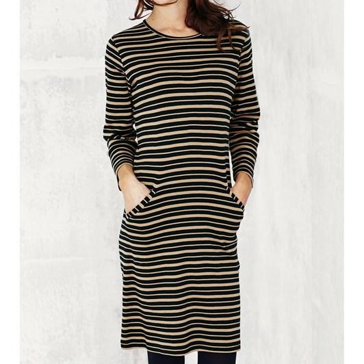Adini Tabitha Dress Camden Stripe
