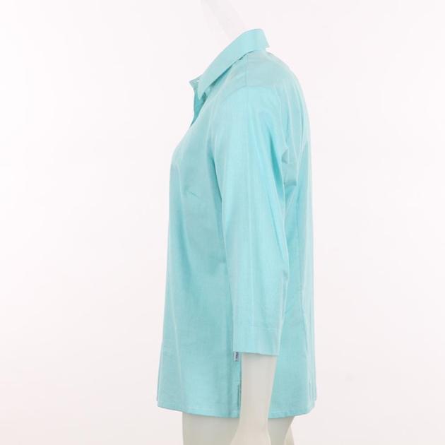 Aertex Cari Shirt - aqua