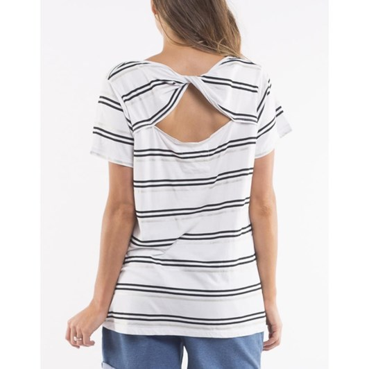 Elm Bonita Twist Back Tee