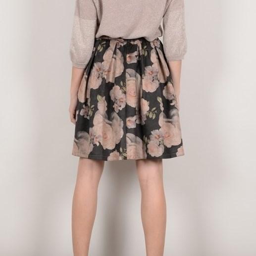 Molly Bracken Knitted Skirt