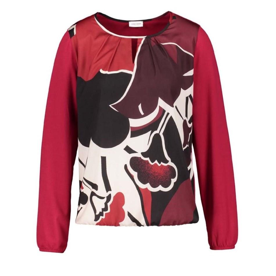 Gerry Weber T-Shirt - 6102 bordeaux