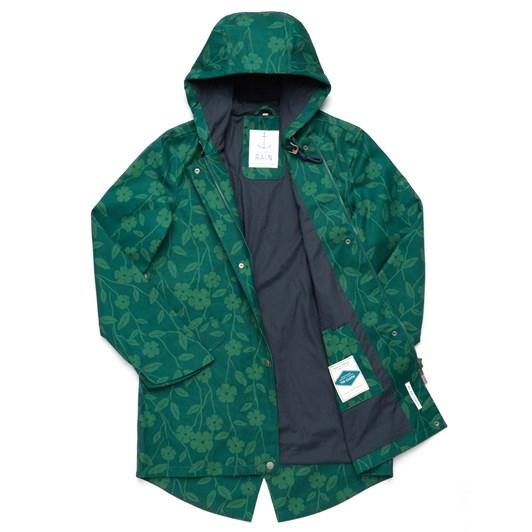 Seasalt Bowsprit Jacket Torn Campion Verte