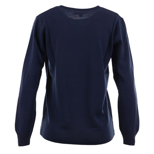 Ellemme Crew Neck Jersey Wool Blend