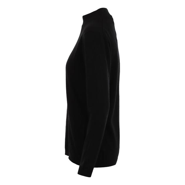Ellemme Jersey Cashmere Blend - black