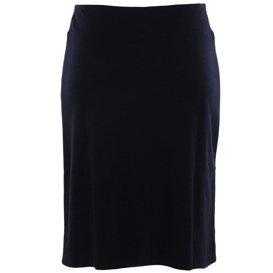B Merino Reverse Skirt -
