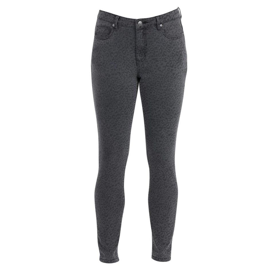 Vassalli Super Skinny Leg Lower Rise Ankle Grazer Jean -