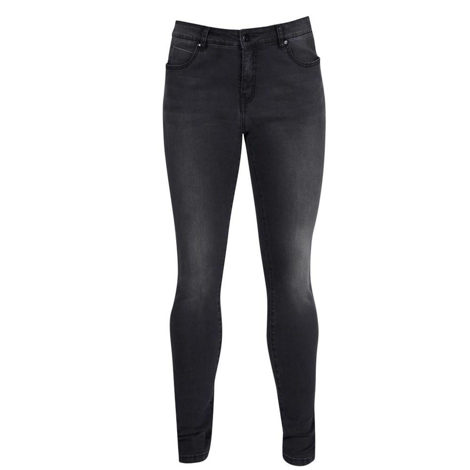Vassalli Super Skinny Leg Full Length Lower Rise Jean -