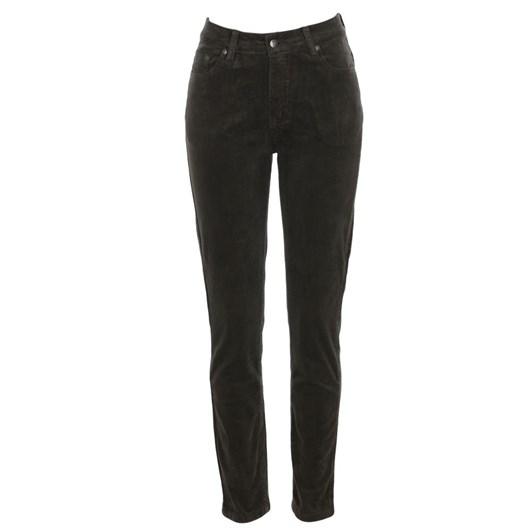 Vassalli Narrow Leg 5 Pocket Cord Pant