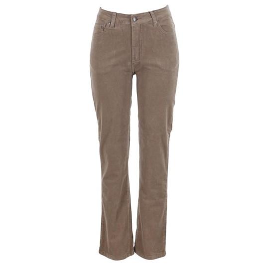 Vassalli Staight Leg 5 Pocket Cord Pant