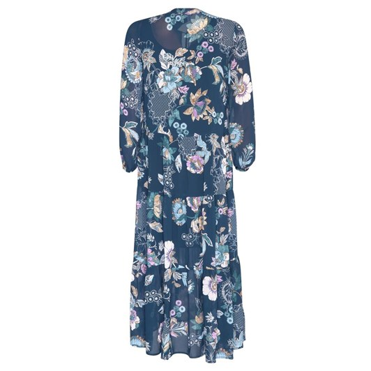 Loobies Story Flowerbomb Maxi Dress