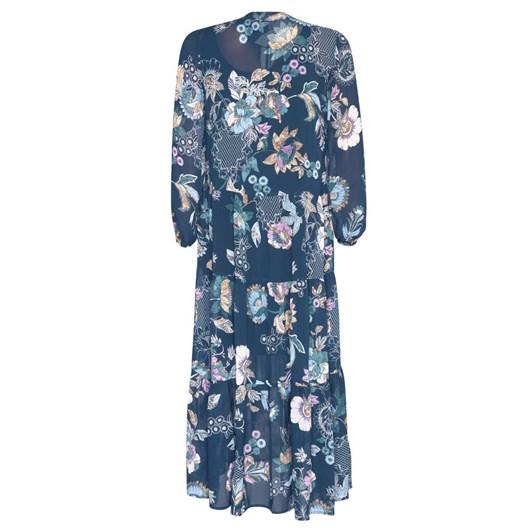 Loobies Story Flowerbomb Maxi Dress