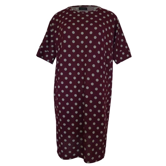 Random Piper Dress - Spot