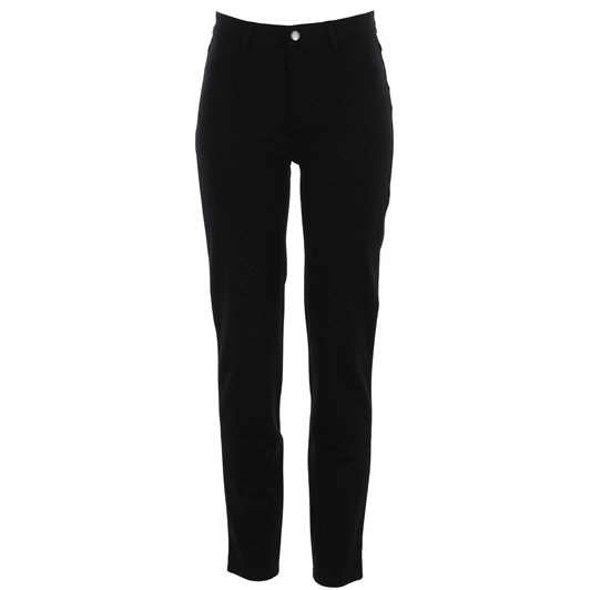 B Essentials Slim Leg Fixed Waist Pant