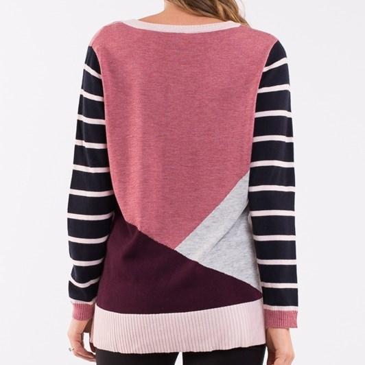 Elm Splice Knit