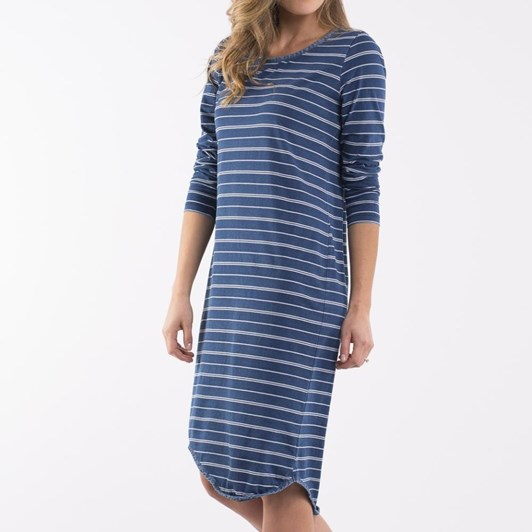 Elm Maggie Curved Hem Dress