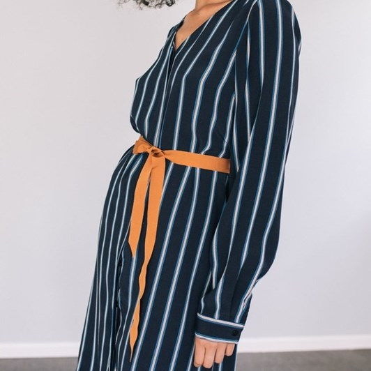 Staple + Cloth Wall Street Dress