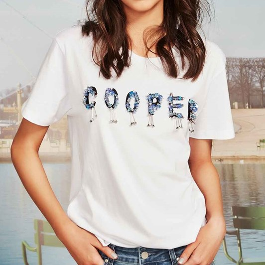 Cooper Jewelling All Night T-Shirt