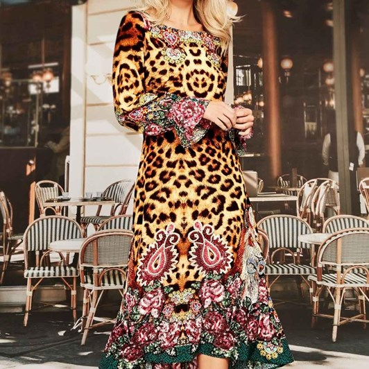 Cooper Kate And Leo-Pard Dress