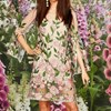 Trelise Cooper Dreaming Of You Dress - blush