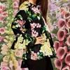 Trelise Cooper Acts Of Kindness Top - black floral