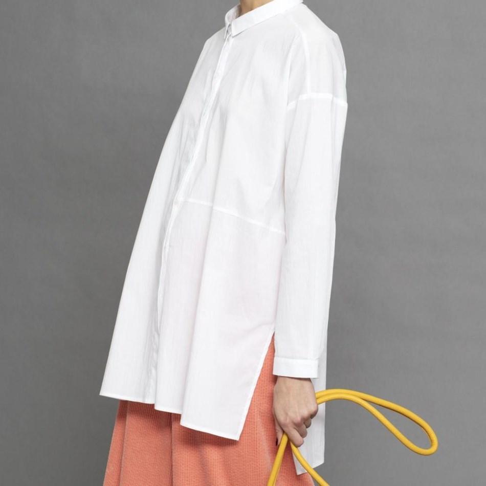 Elk Myre Shirt - optic white