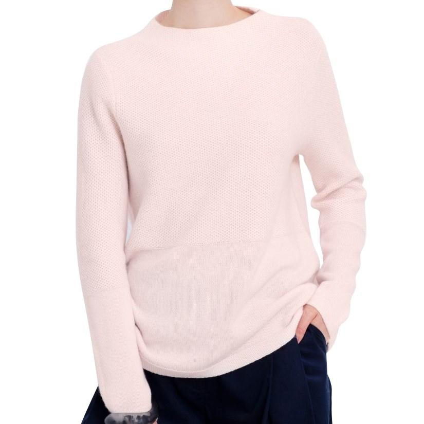 Elk Honning Sweater - radish aw18-pink
