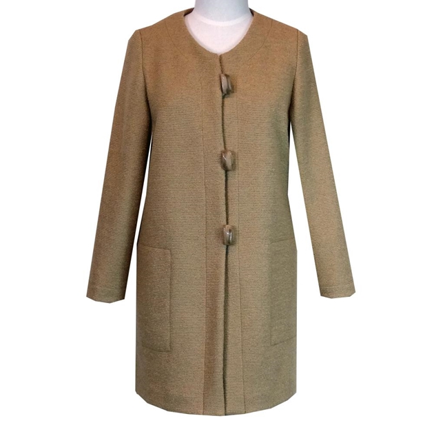 Anne Mardell Alexis Coat - camel