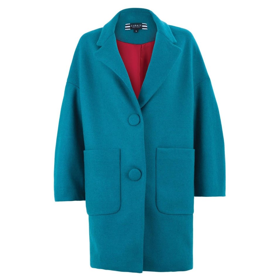 Curate Thats All She Coat -