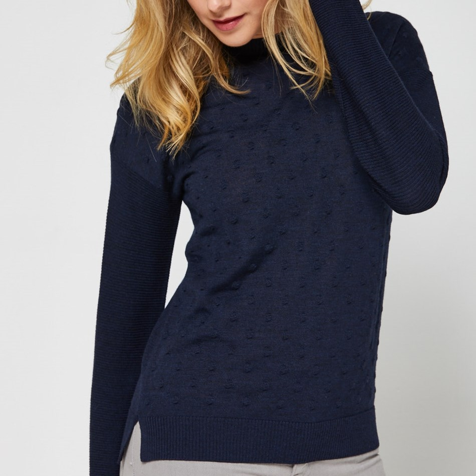 Toorallie Pymbal Sweater - midnight