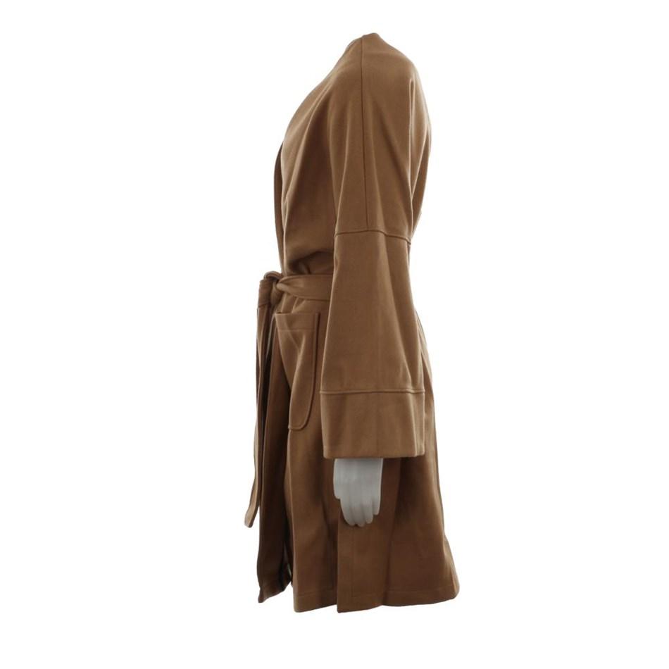Le Streghe Coat - camel