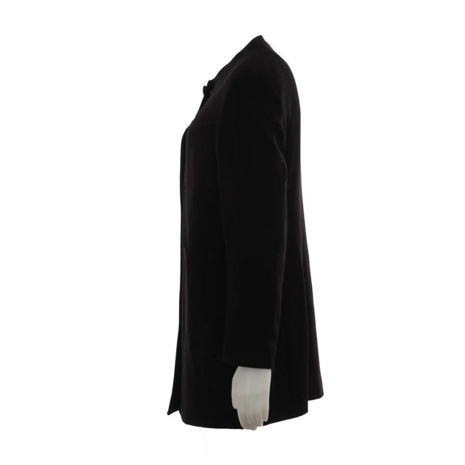 Le Streghe Coat - black