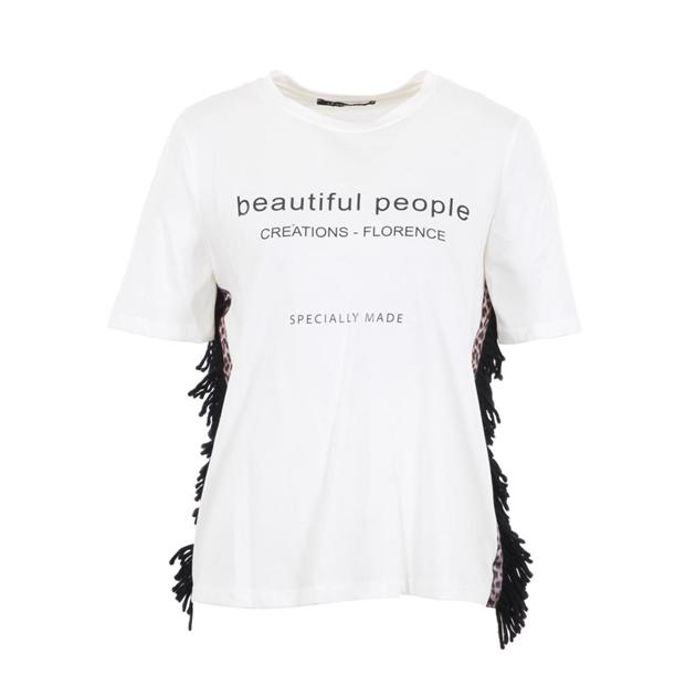 Le Streghe T Shirt - white