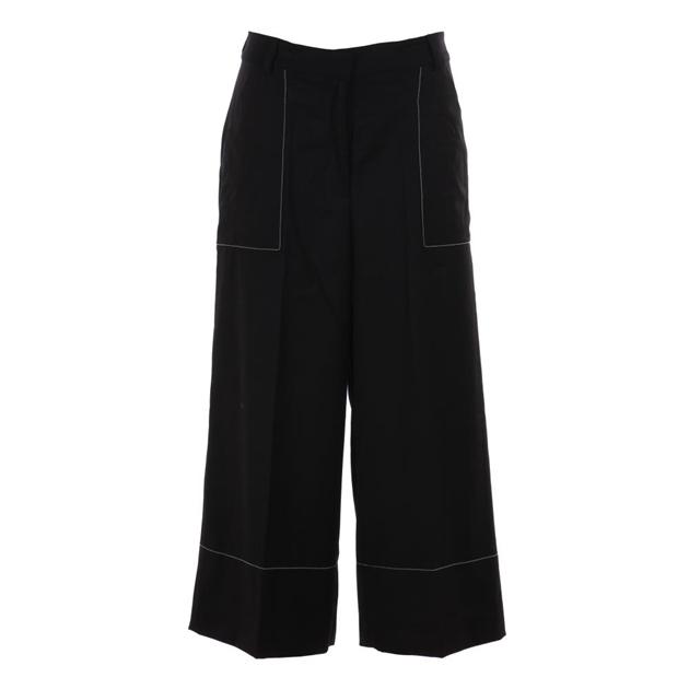 Biancoghiaccio Pant - black