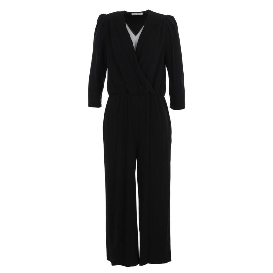 Biancoghiaccio Jumpsuit - black