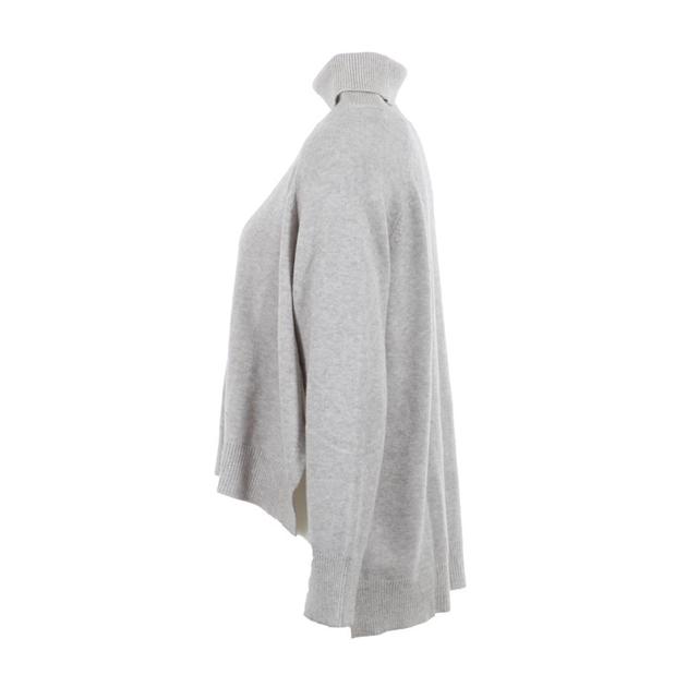 Biancoghiaccio Knit Jumper - grey