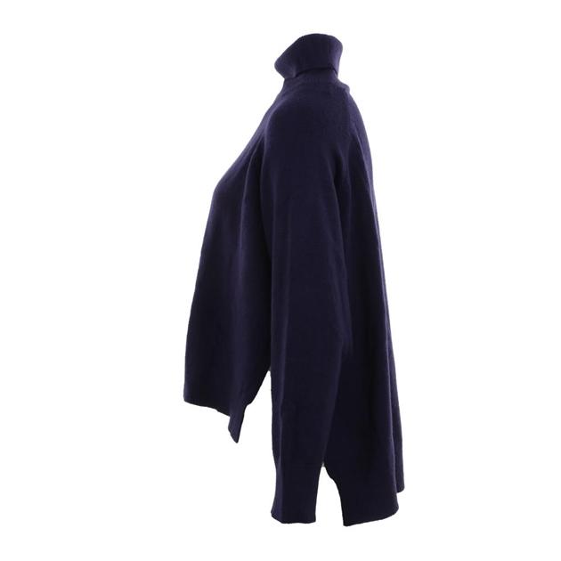 Biancoghiaccio Knit Jumper - purple