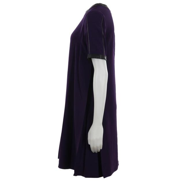 Biancoghiaccio Dress - purple